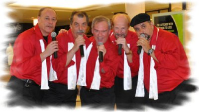 Contact Locolobo to book East Coast Acappella