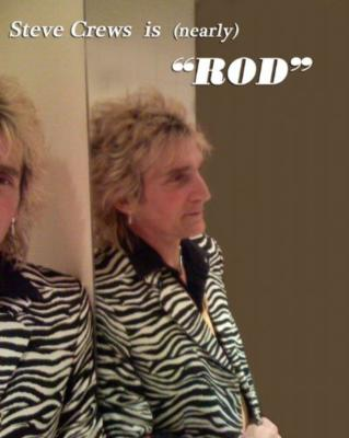 Contact Crazy Wolf Entertainment to book (nearly) ROD