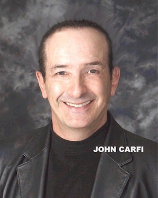 Contact Crazy Wolf Entertainment to book Comedian John Carfi