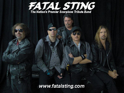 Contact Crazy Wolf Entertainment to book FATAL STING