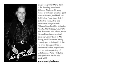 Book The Marty Balin Band.