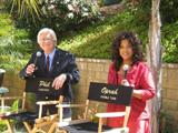 Contact Crazy Wolf Entertainment to book Phil Donawho & Oprah Double Take-TALK SHOW LEGENDS