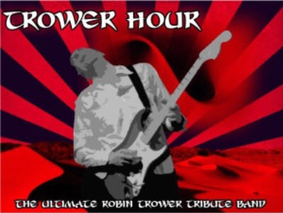 Contact Crazy Wolf Entertainment to book Trower Hour