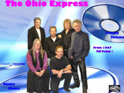 Contact Crazy Wolf Entertainment to book The Ohio Express