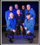 Contact Crazy Wolf Entertainment to book Fabulous Mello-Kings