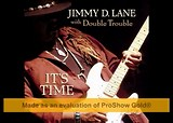 Contact Crazy Wolf Entertainment to book Jimmy D. Lane