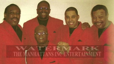 Contact Locolobo to book THE MANHATTANS