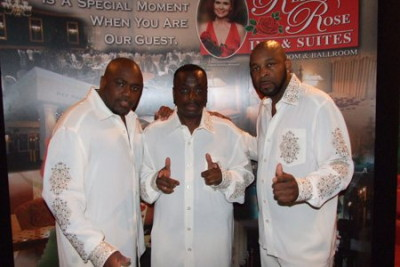Contact Locolobo to book The Delfonics