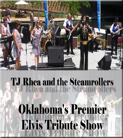 Contact Crazy Wolf Entertainment to book TJ Rhea and the Steamrollers - A Tribute to the KI