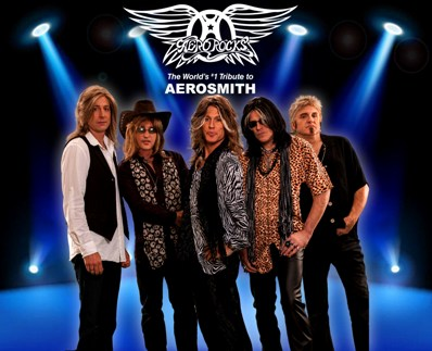 Contact Crazy Wolf Entertainment to book Aerorocks: The World's #1 Tribute To Aerosmith