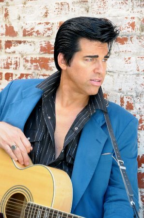 Contact Locolobo to book YOUNG Elvis & The Blue Suedes Rockabilly Tribute