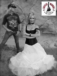 Contact Crazy Wolf Entertainment to book Shotgun Wedding