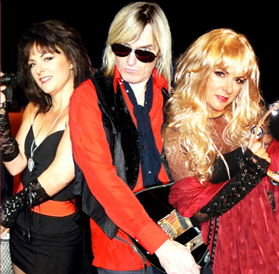 Contact Crazy Wolf Entertainment to book TOTALLY TOM PETTY HOSTS THE WOMEN OF ROCK