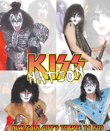 Contact Locolobo to book KISSNATION: New York City's KISS TRIBUTE.