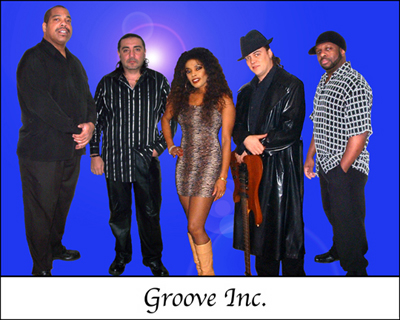 Contact Locolobo to book Groove Inc.