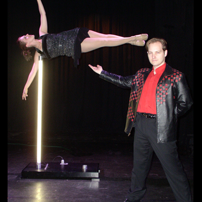 Contact Locolobo to book Illusionist David Garrity