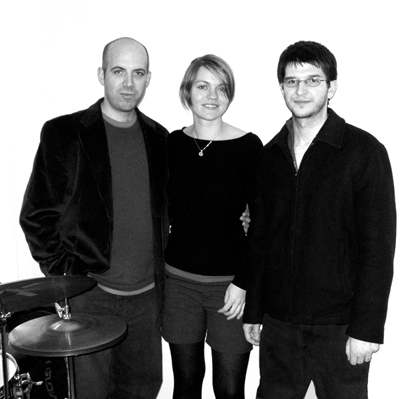Contact Locolobo to book Anne Lieberwirth Trio