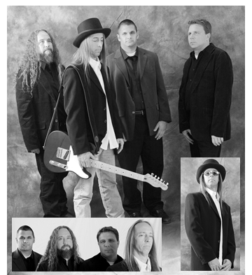 Contact Crazy Wolf Entertainment to book Breakdown - a tribute to Tom Petty
