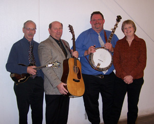 Contact Crazy Wolf Entertainment to book Tims Bluegrass Band