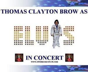 Contact Crazy Wolf Entertainment to book Thomas Clayton Brow