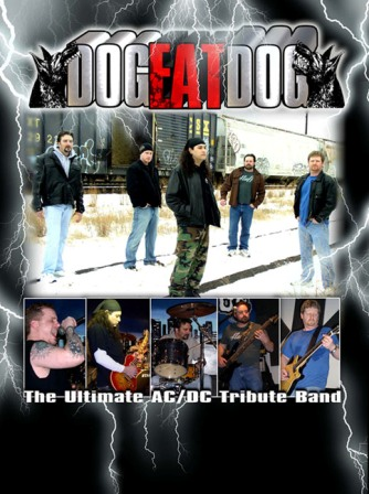 Contact Crazy Wolf Entertainment to book dog eat dog