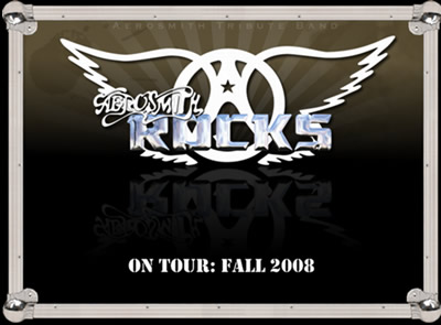 Contact Crazy Wolf Entertainment to book Aerosmith Rocks
