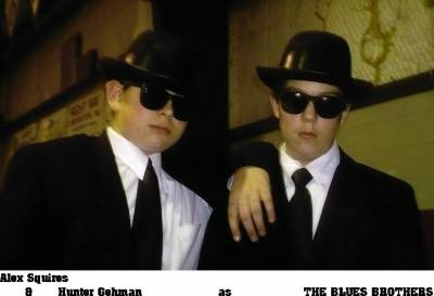 Contact Crazy Wolf Entertainment to book The MB Blues Brothers