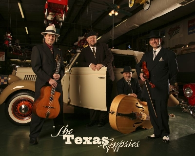 Contact Crazy Wolf Entertainment to book The Texas Gypsies