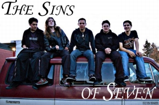 Contact Crazy Wolf Entertainment to book The Sins of Seven