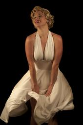 Contact Crazy Wolf Entertainment to book Jill Marie Sings Marilyn