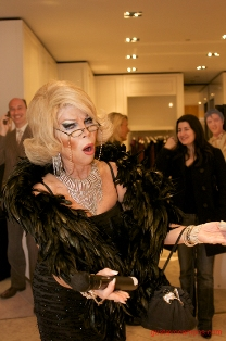 Contact Crazy Wolf Entertainment to book LINDA AXELROD as Joan Rivers