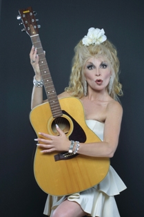Contact Crazy Wolf Entertainment to book Linda Axelrod's Charo