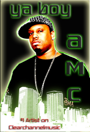 Contact Crazy Wolf Entertainment to book Ya-Boy A.M.C.