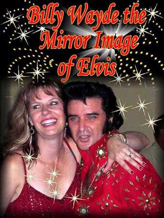 Contact Locolobo to book #1 Houston and Texas Elvis Tribute, Billy Wayde