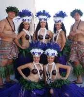 Contact Crazy Wolf Entertainment to book Kaikea Polynesian Entertainment
