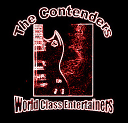 Contact Crazy Wolf Entertainment to book THE CONTENDERS