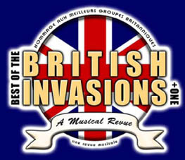 Contact Crazy Wolf Entertainment to book BRITISH INVASIONS
