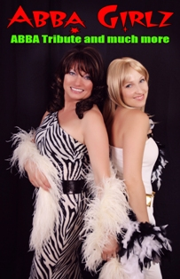 Contact Crazy Wolf Entertainment to book ABBA Girlz