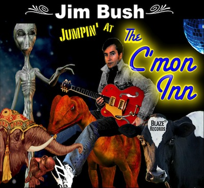 Contact Crazy Wolf Entertainment to book Jim Bush