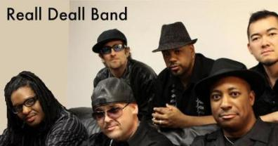 Contact Crazy Wolf Entertainment to book Hook / Reall Deall Band
