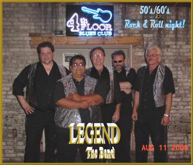 LEGEND The Band