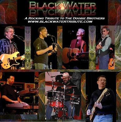Black Water - A Rocking Tribute to The Doobie Bros