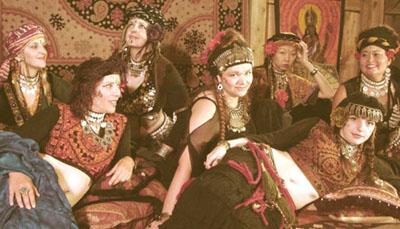 Twisted Tassels (Gypsy Tribal Dance Troupe)