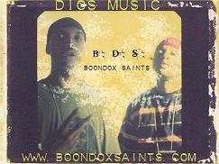 BDS: BoonDox Saints