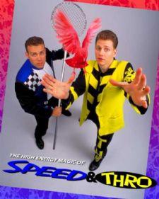 Speed & Thro: High Energy Magic