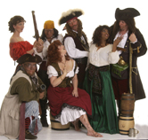 Pirates For Hire- Parties