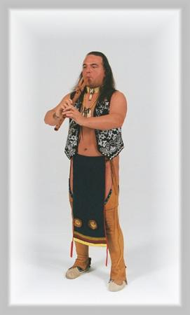 Wolfs Robe/aka Flute Man