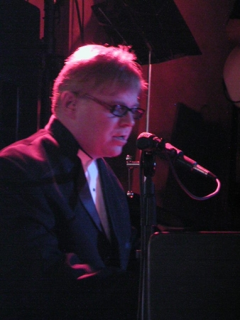Eric John and the Sir Elton Tribute Show