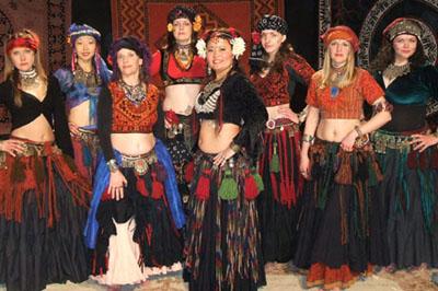 Twisted Tassels Gypsy Tribal Dance Troupe