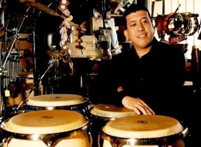 Jose Rosa - World Renown Percussionist